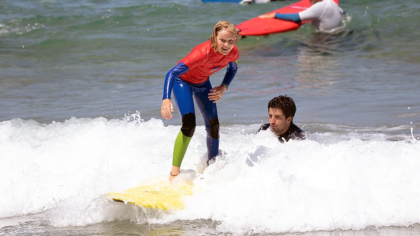 learn to surf algarve