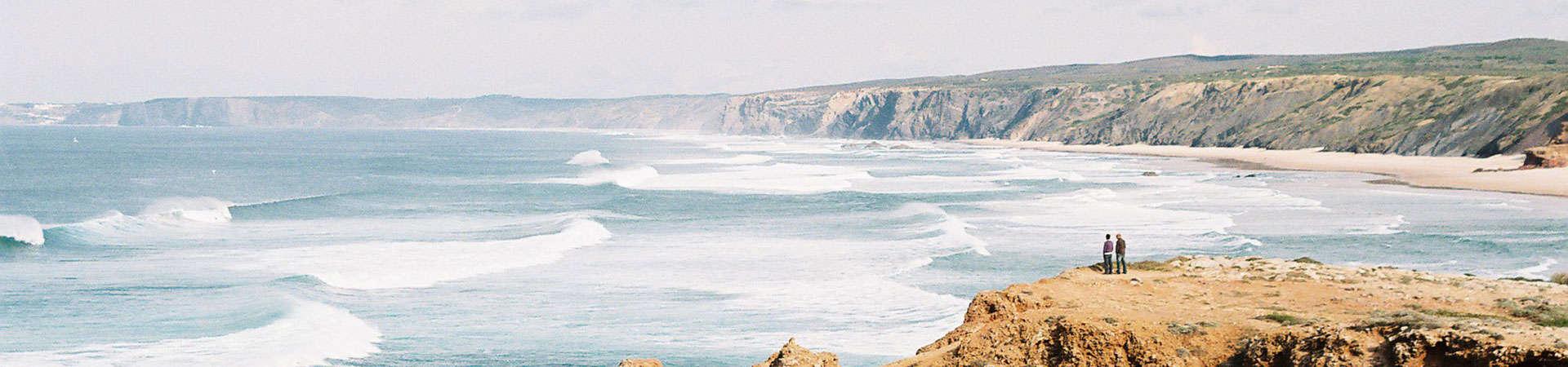 surf guiding surf spot check algarve