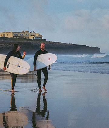 3 days surf course