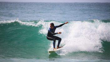 Surf Lesson - Intermediate