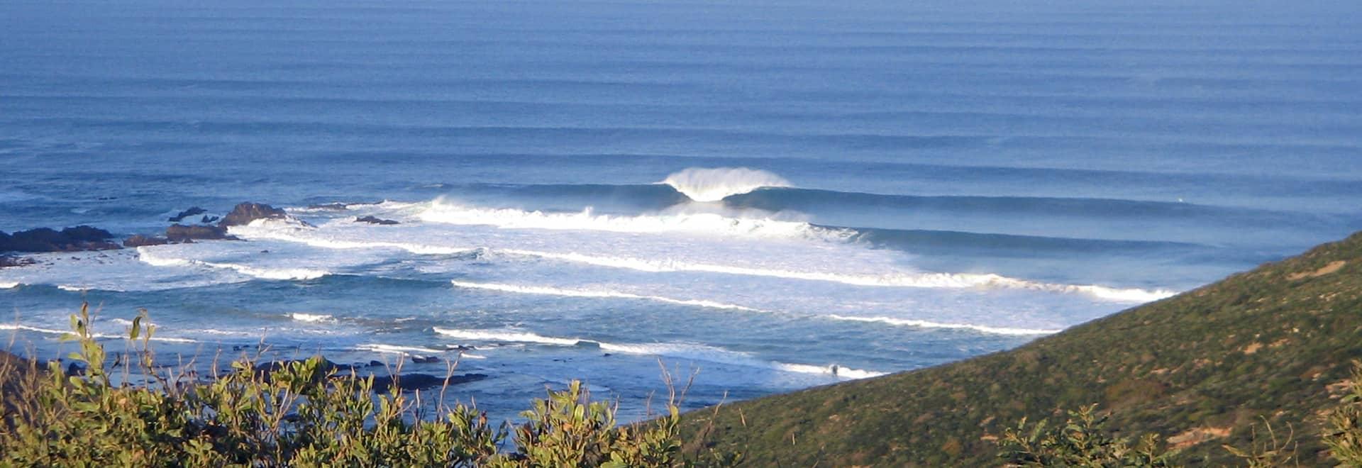 algarve surf guiding secret spot
